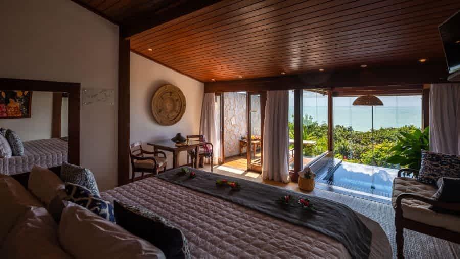 Executiva Vista Mar Hotel Sombra e Água Fresca