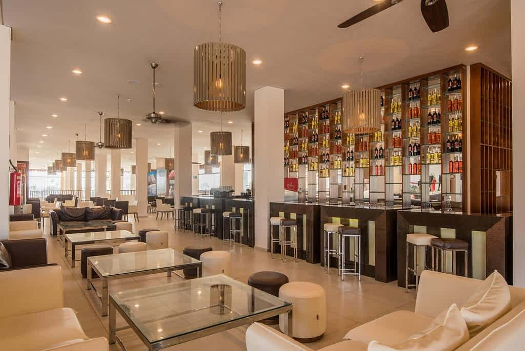 Bar Lobby do resort