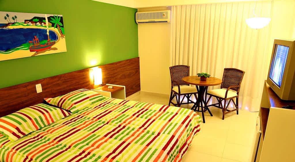 Apartamento Luxo Porto Suítes