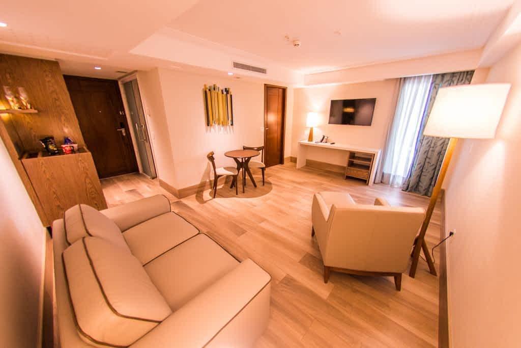 Suíte Premium do Vogal Hotel Natal