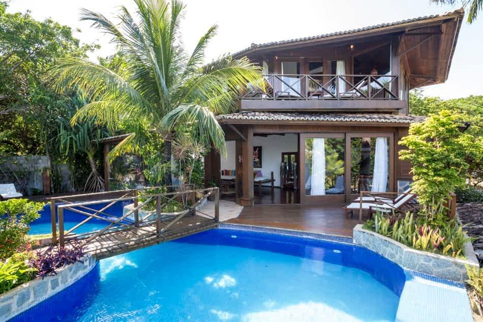 Casa Master do resort