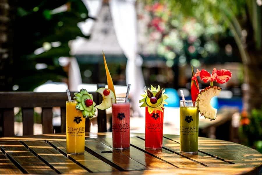 Drinks do resort