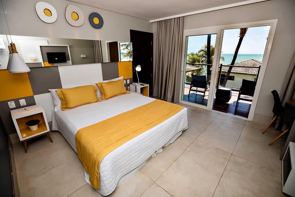 Bungalow Luxo Resort